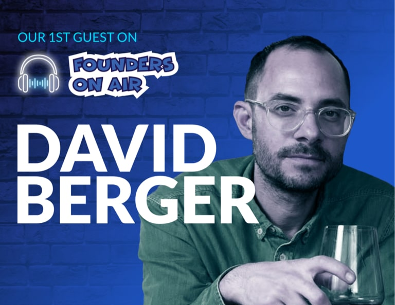 Episode 2 - David Berger