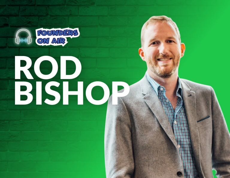 Episode 3 - Rod Bishop