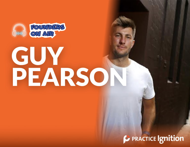Episode 4 - Guy Pearson